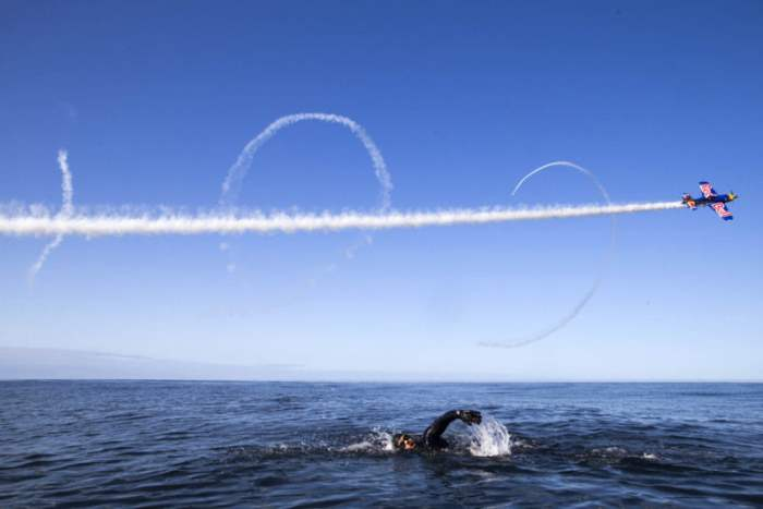 Red Bull Matadors Airborne Acrobatic