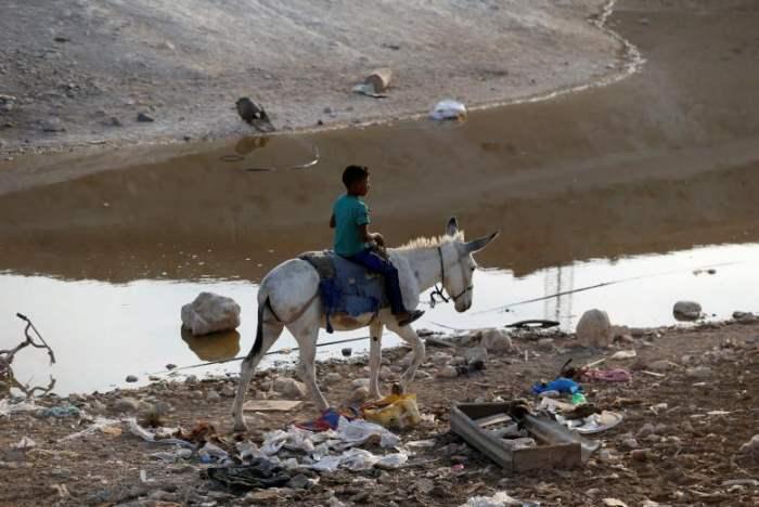 Бедуин Хан-аль-Ахмара