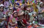 Дурга в Ахмадабаде