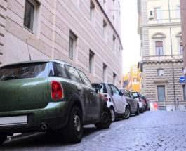 Италия автомобили