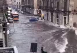 Италия наводнение