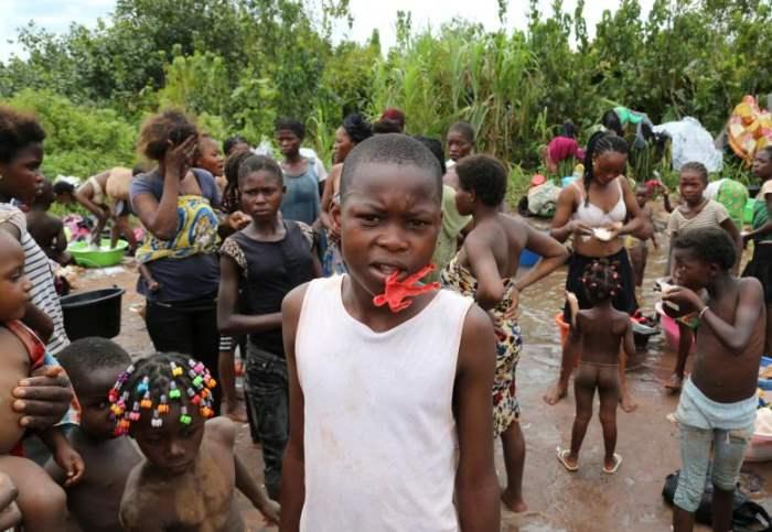 Мигранты Конго