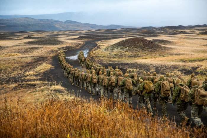 Морские пехотинцы США