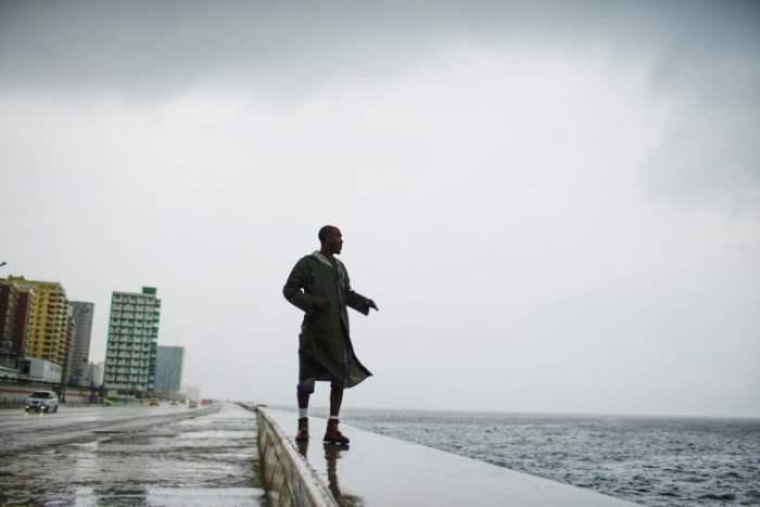 Ожидание урагана «Майкл»