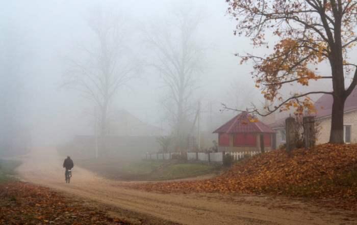 Осень в Великобритании.