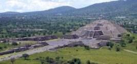 Пирамида Луны,Мексика,Теотиуакан
