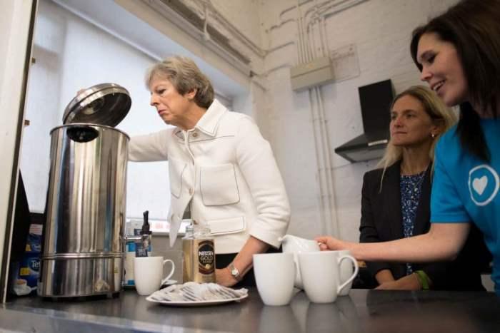 Премьер-министр Великобритании