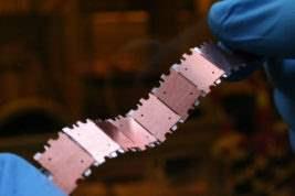 Сегментированные микро-батареи