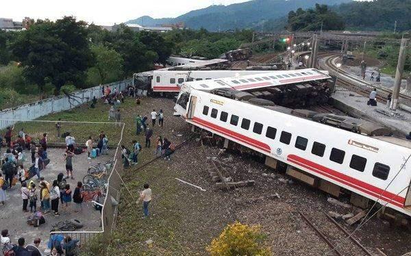 Тайвань поезд