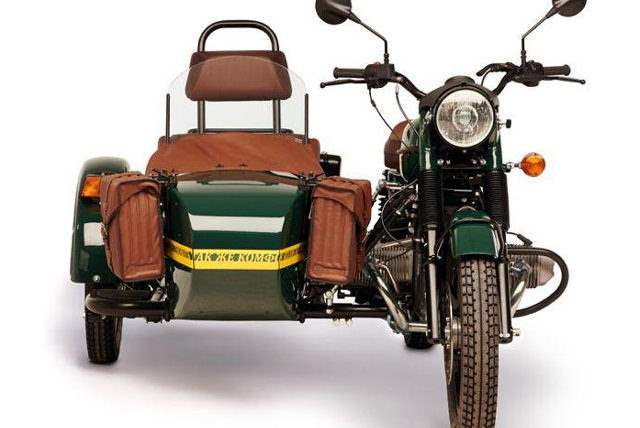 Урал мотоцикл