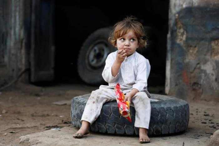 Четырехлетняя Рамеша