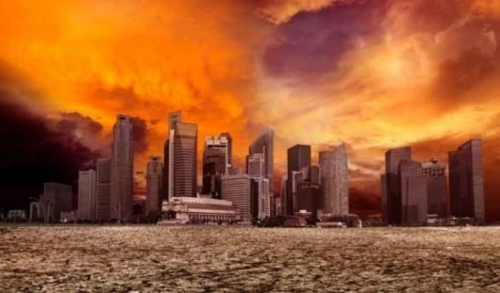 апокалипсис в Европе