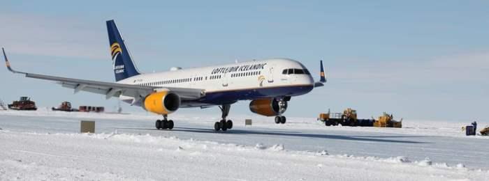 аэропорт антарктика