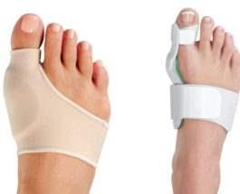 большой палец стопы