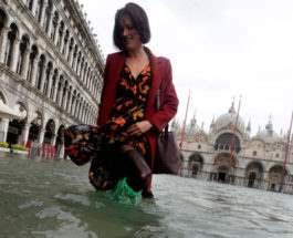 венеция наводнение