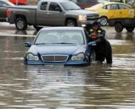 иордания наводнения