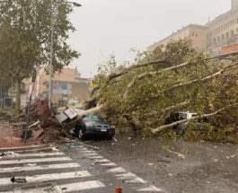 италия ураган