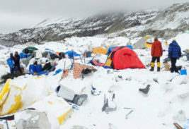 погибли альпинисты