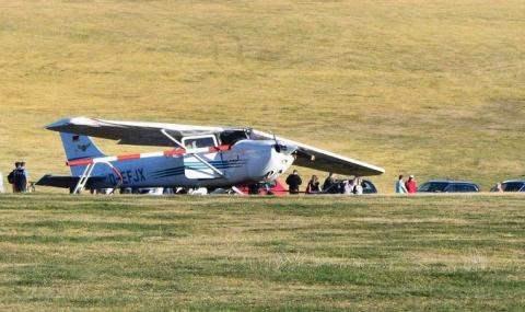самолет в германии