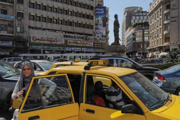 сирия-такси