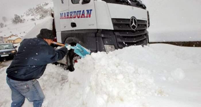 снег испания