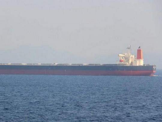 судно с ломом крым