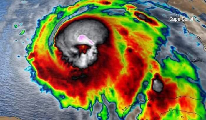 ураган майкл