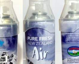 Air Pure Fresh New Zealand Air