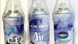 Air Pure Fresh New Zealand Air