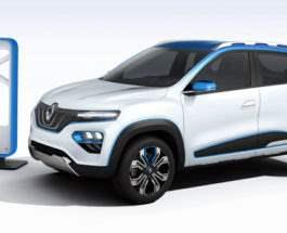 Renault,K-ZE