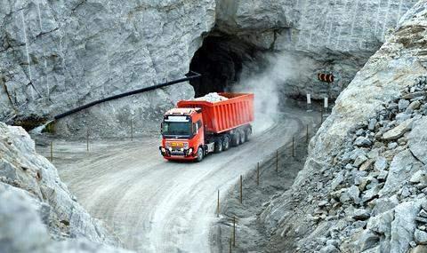 Автономные грузовики Volvo