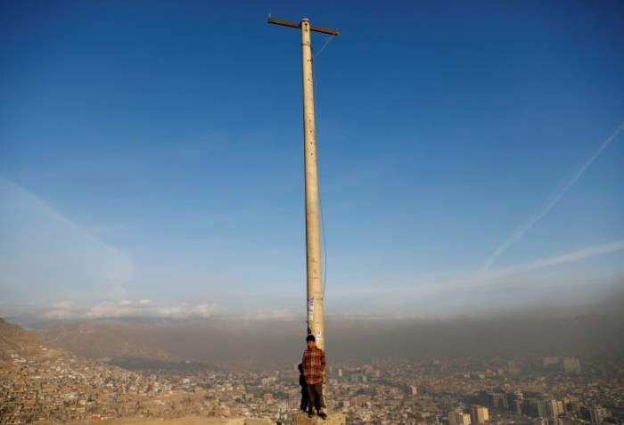 Афганский мальчик