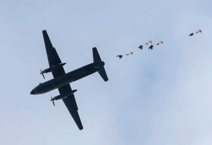 Военнослужащие Воздушных Сил Украины