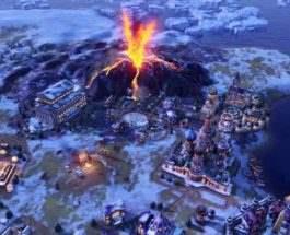 В Civilization VI появятся бедствия и катаклизмы
