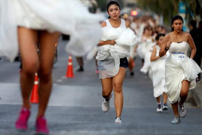 Забеге невест