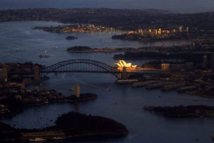Кадр из Сиднея, Австралия.