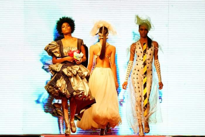 Модный показ в Гаване