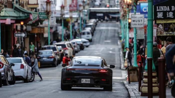 Новый Porsche 911