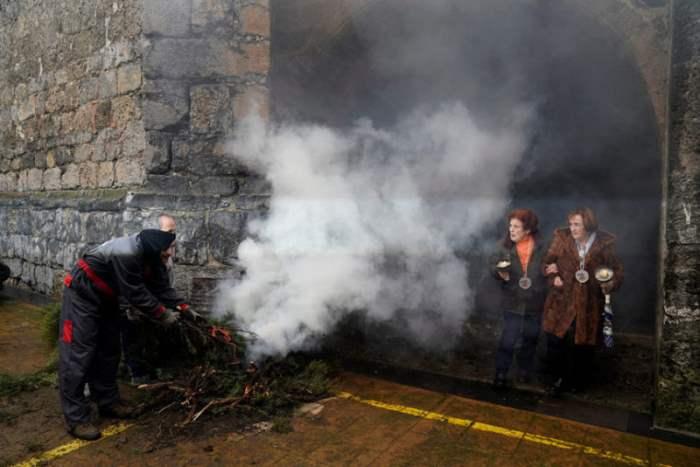 Процесс дыма
