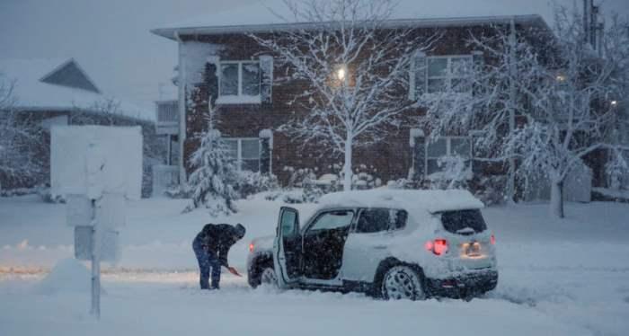 Снежные бури