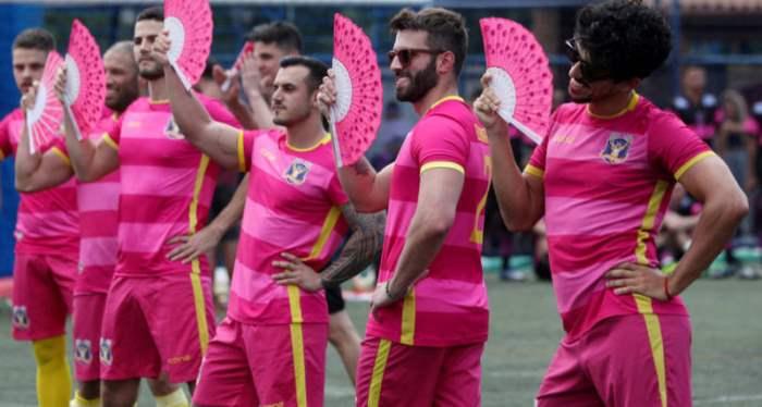 Футбольная команда Futeboys