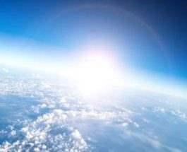 аэрозоли в небе