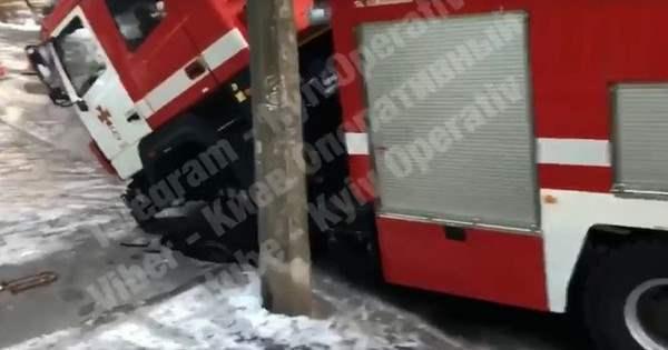 киев машина пожарная