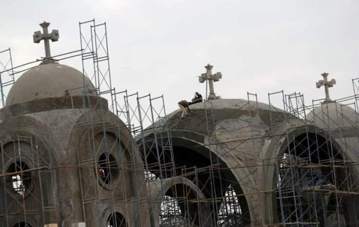 новый собор возле Каира