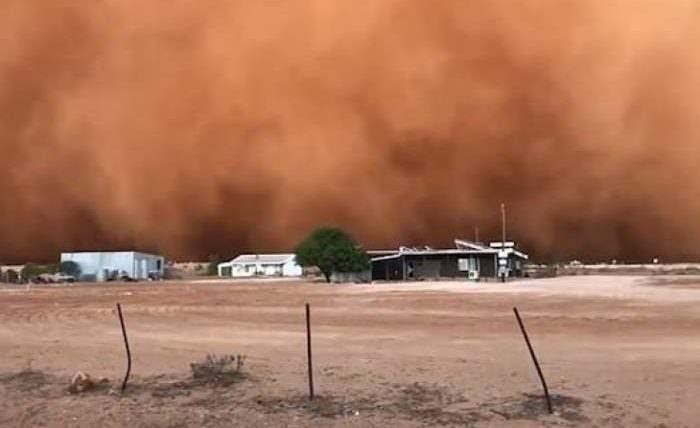 песчаная буря