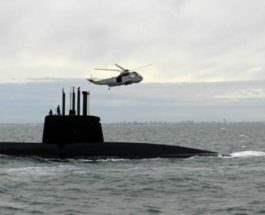 сан-хуан подводная лодка