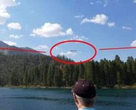 Летающая тарелка,НЛО,Тахо,озеро,Невада