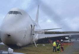 Boeing 747,Канада,Галифакс