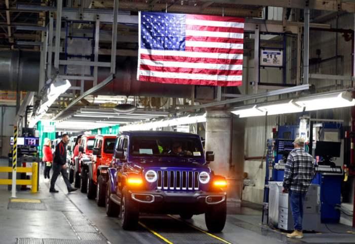 Chrysler в Толедо