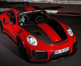 Porsche 911 GT2 RS MR,гражданский,Нюрнбургринг